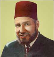 Hassan Al-Banna Founder of MB